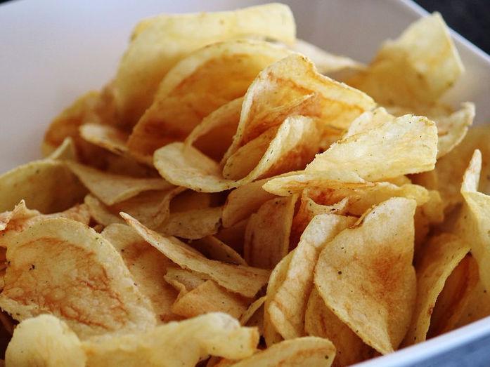 сделать чипсы рецепт фото