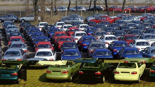 Россияне начали интересоваться автомобилями с пробегом