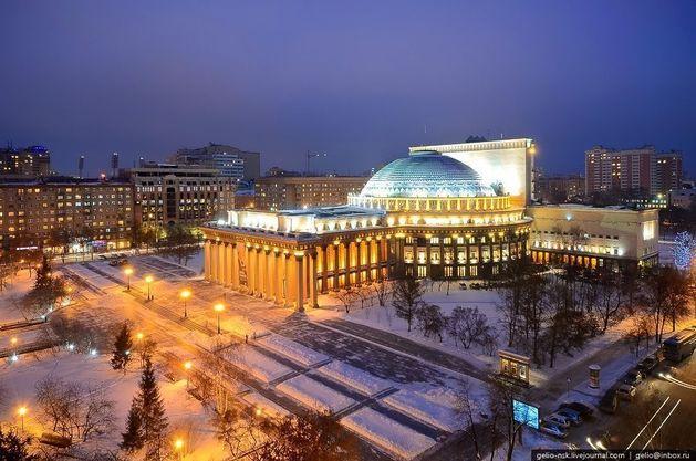 Реконструкция Оперного театра в Новосибирске обойдется инвестору в 150 млн руб.