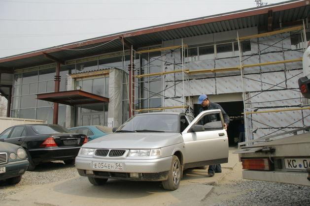 Рынок дилерских автомобилей сократился в Новосибирской области почти на 45%