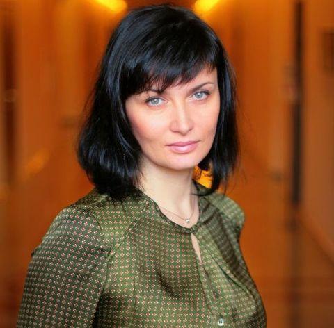 на фото: Юлия Золотовская, президент Ассоциации независимых нефтетрейдеров «Сибирь – ГСМ»