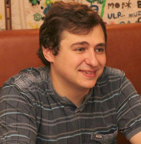 Никита Лошинский, совладелец частной крафтовой пивоварни «Феникс Бир»