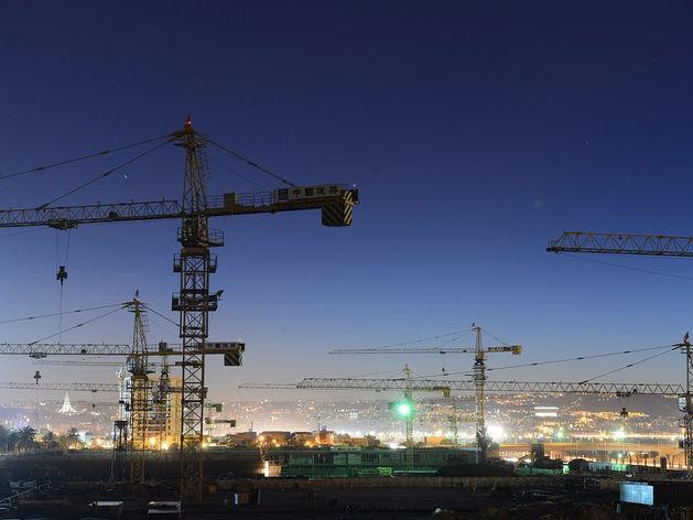Городецкий и Локоть высоко оценили успехи новосибирских строителей в уходящем году