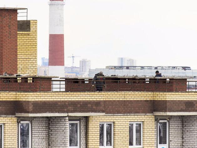 В Новосибирске с начала года сдано 23 многоэтажки