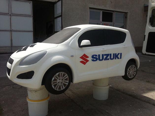 Suzuki расширит дилерскую сеть в Новосибирске