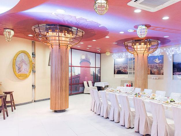 Один из новосибирских ресторанов превратился в банкет-холл
