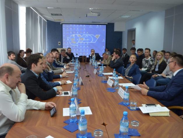 Новосибирские предприниматели: «Нам нужен зубастый бизнес»