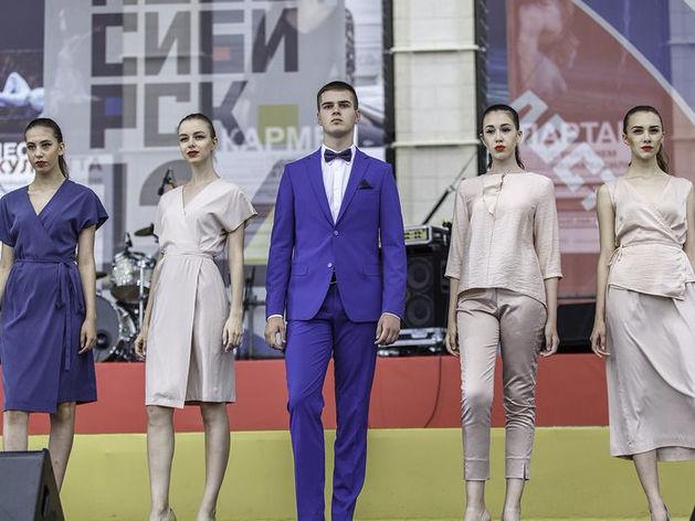 Новосибирская легкая промышленность набирает обороты
