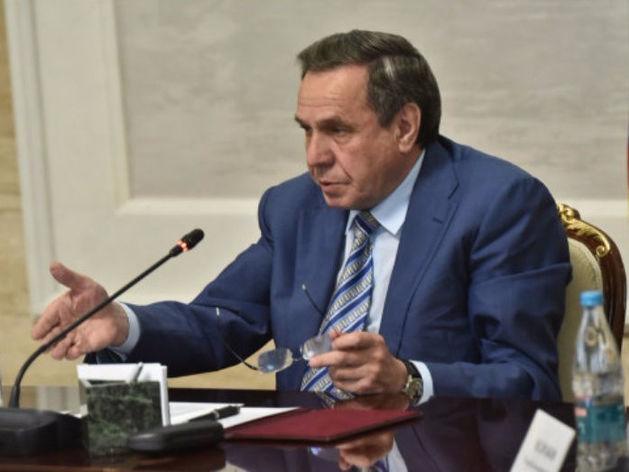 Губернатор Городецкий подписал постановление об упразднении двух министерств