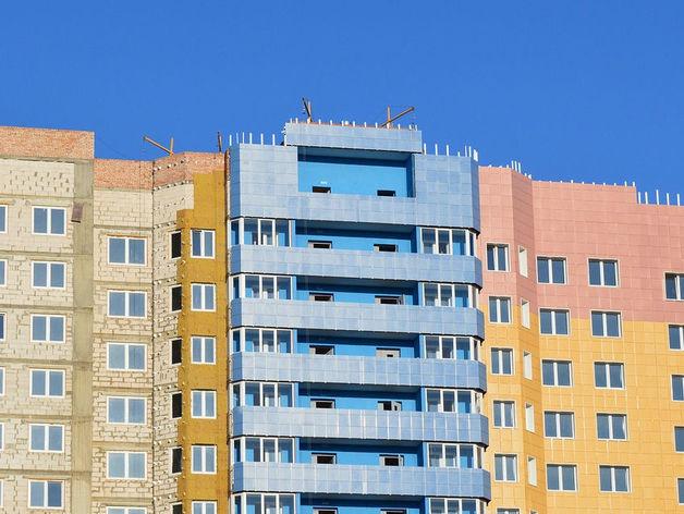 В Новосибирске сдали 408,606 тыс. кв. м жилья