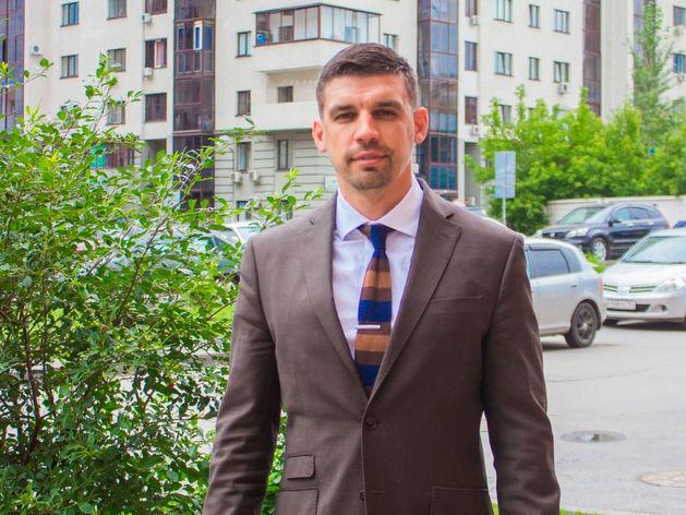 Евгений Бурденюк стал исполнительным директором «Деловой России» в Новосибирске