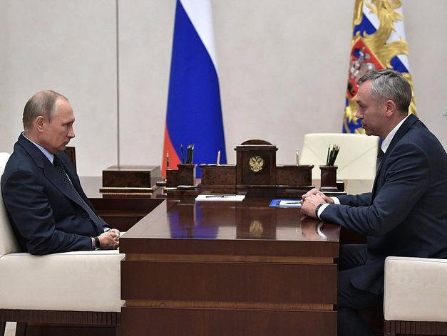 В Новосибирской области появится совет экс-губернаторов