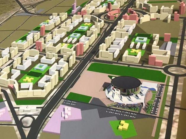 Мэр Новосибирска предложил площадку для нового ЛДС вблизи от метро