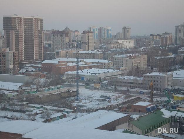 На Писарева вырастет новый жилой комплекс