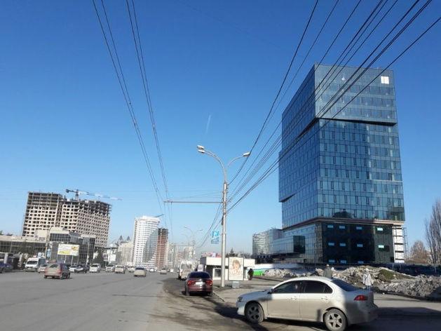S7 Group выкупила новый бизнес-центр на Кирова