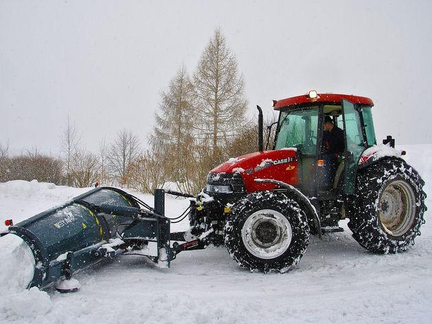 «Новосибирскавтодор» купил «армию» новых снегоуборочных машин