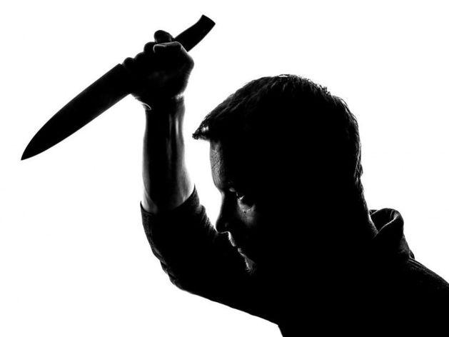 Житель Новосибирской области набросился с ножом на свою супругу