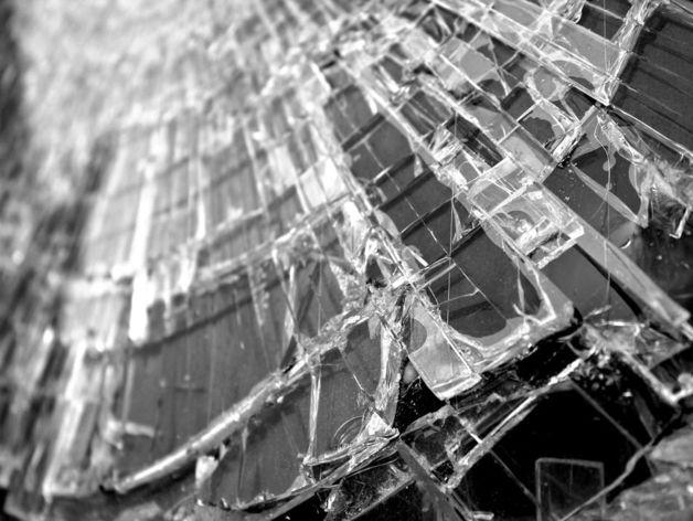 """В Новосибирской области на """"встречке"""" столкнулись две """"Toyota"""", погиб пассажир"""
