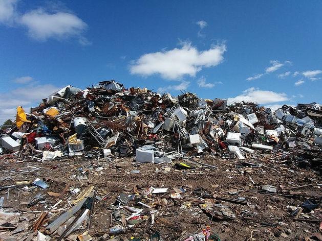19 млн руб. потратила мэрия на ликвидацию стихийных свалок в Новосибирске