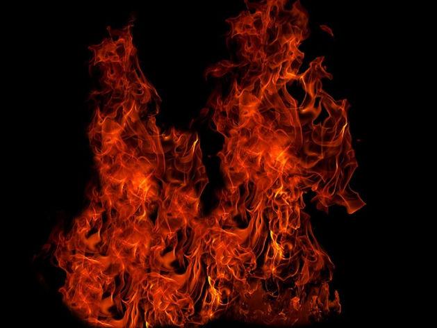 В Новосибирске при тушении пожара обнаружено тело женщины