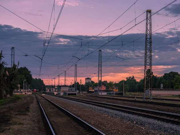 Строительство новых ж/д станций в Новосибирске заморожено
