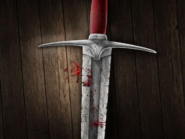 В Новосибирской области ранее судимая женщина ранила ножом знакомого мужчину