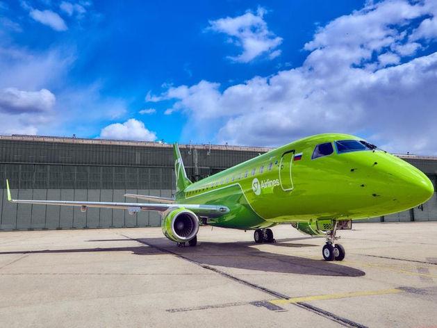 S7 закроет рейс в Томск из Новосибирска