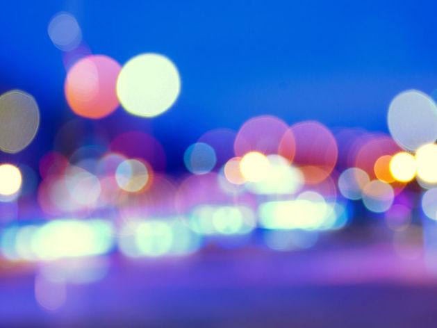 Академгородок внедрил инновационную систему освещения улиц