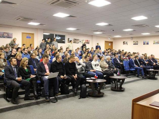 Цифровые парты для новосибирских управленцев