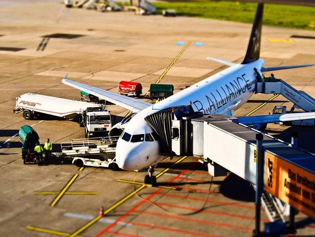 В новосибирском аэропорту будут работать БелАЗы
