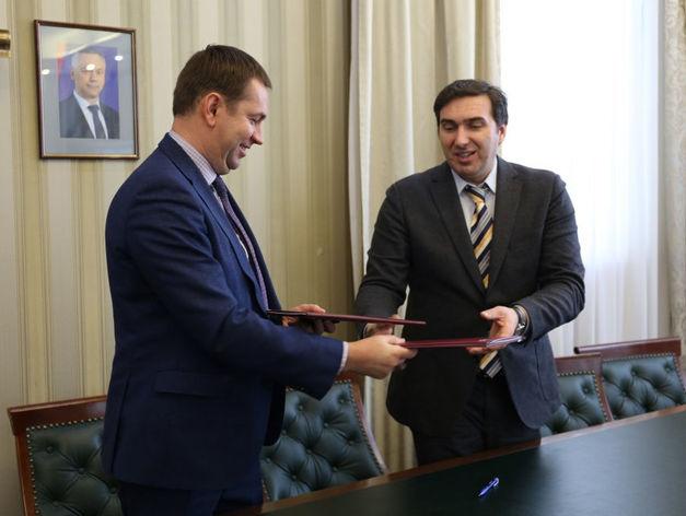 Сбербанк подписал соглашение с региональным Минздравом. В планах — инвестпроекты