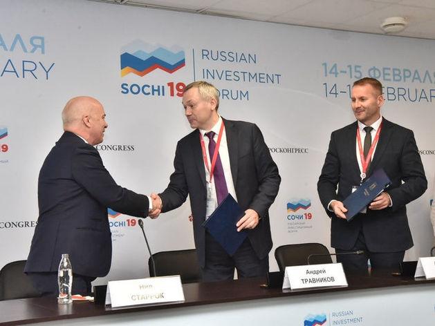 Новосибирские производители картофеля будут обеспечивать сырьем новый завод PepsiCo