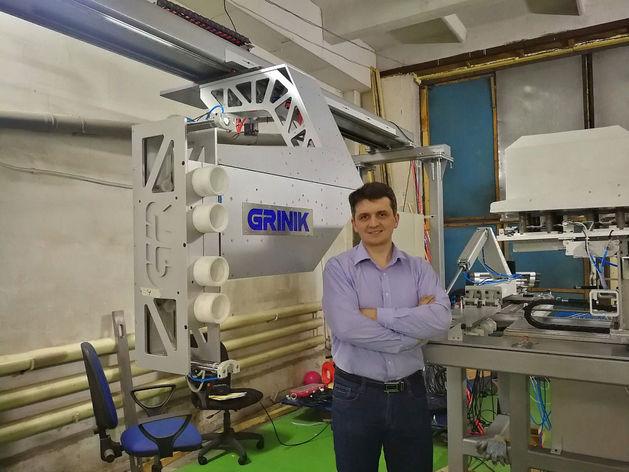 В Новосибирске растет производство промышленных роботов