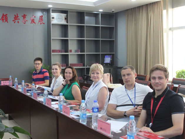 Китай — Новосибирск: когда между нами расстояние — ноль!