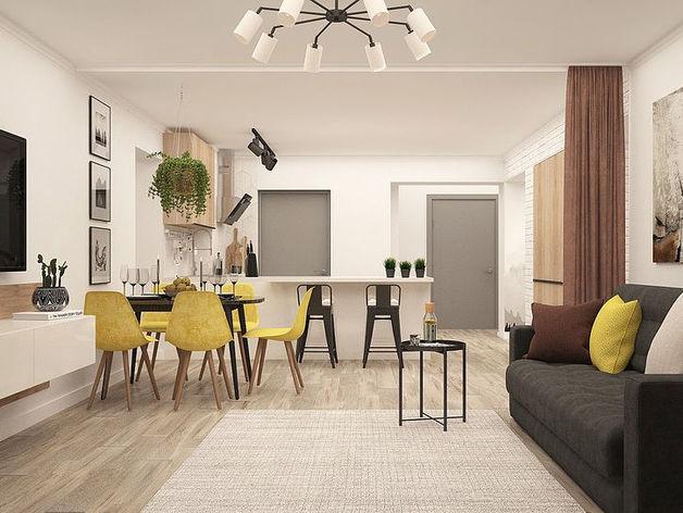 Цены на новосибирские квартиры-студии за год выросли почти на 20%