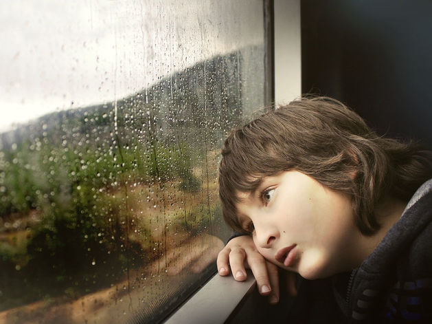 Осенняя погода: в Новосибирск пришли дожди