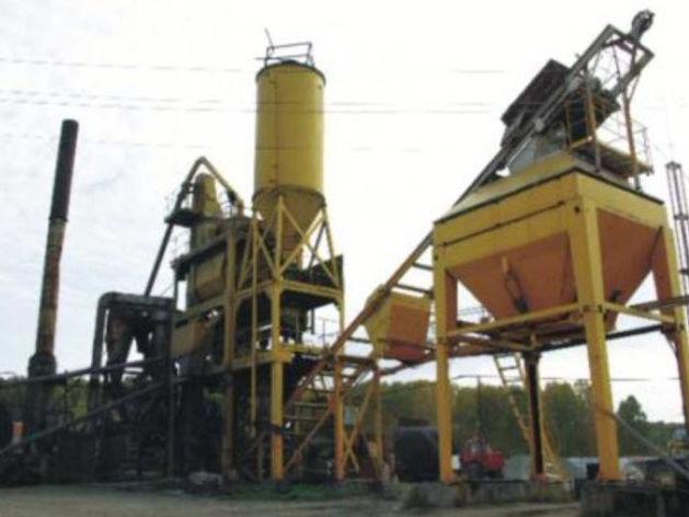Асфальто-бетонный завод за 23 миллиона продают под Новосибирском
