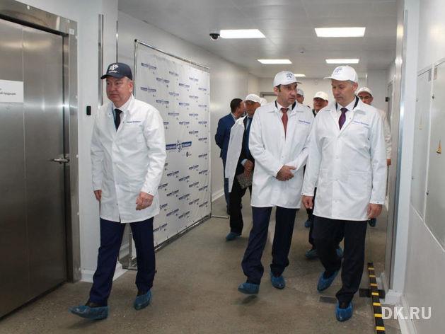 Аэропорт Толмачево запустил новую фабрику бортпитания на 16 тысяч рационов в сутки