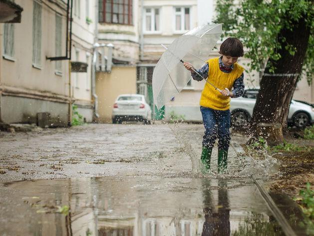 Началось: в Новосибирск пришла осенняя погода