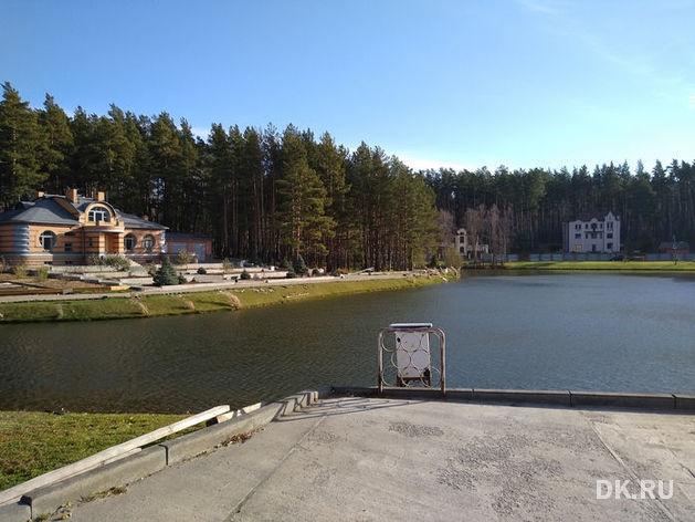 Коттедж почти за 50 млн руб. выставлен на продажу в Заельцовском бору