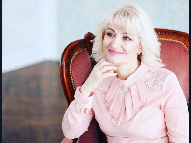 Наталья Калганова