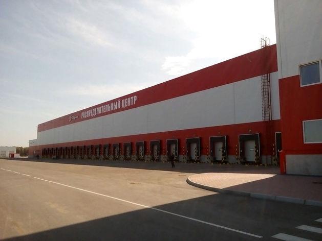 Под Новосибирском открылся логистический центр торговой сети «Пятёрочка»