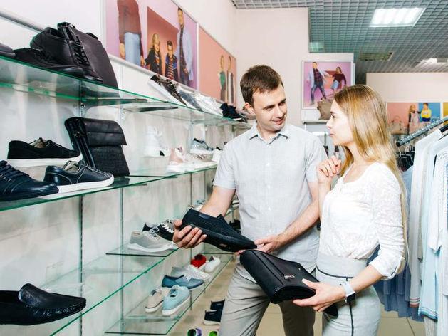 «Обувь России» решила продавать мужскую одежду