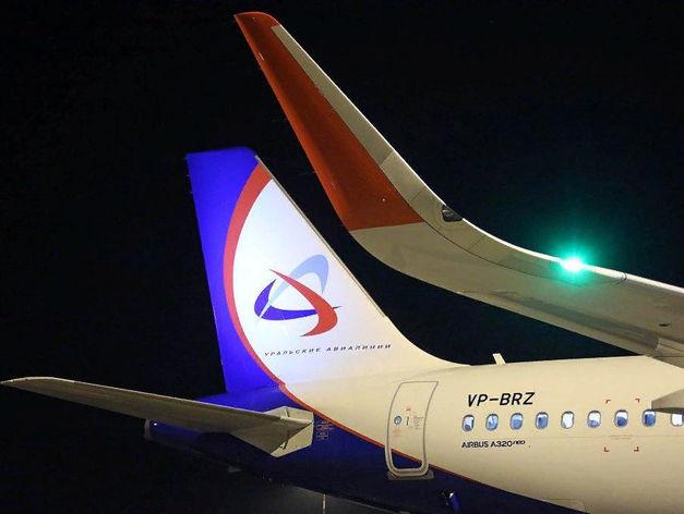 «Уральские авиалинии» получили второй Airbus A320neo