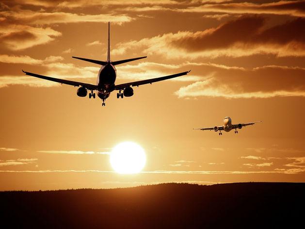 Куда чаще всего летали новосибирцы в августе? Статистика