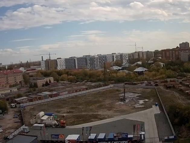 За стартовавшим строительством ЖК «Новые Снегири» можно наблюдать онлайн