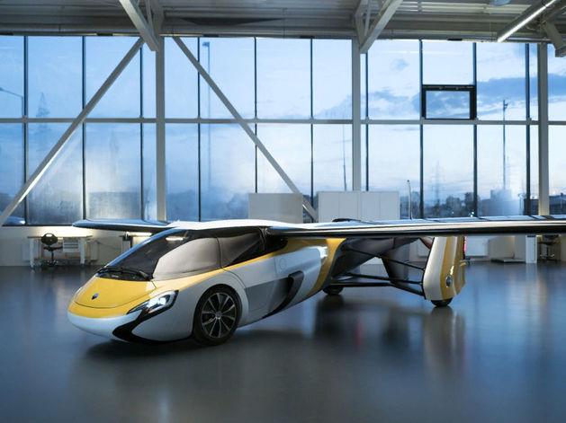 Первый в России летающий автомобиль создадут в Новосибирске