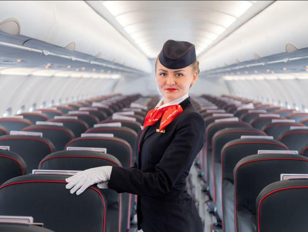 Выбрать любимое кресло в самолете просто!