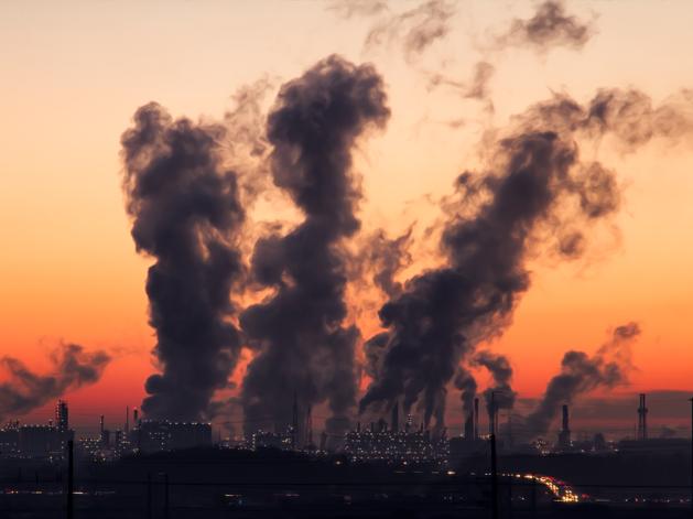 Уровень загрязнения воздуха в Новосибирске признали опасным