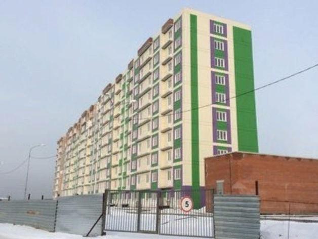 Дом-долгострой в микрорайоне «Новомарусино» могут снести